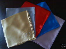 Personalized Men's Silk Handkerchiefs from only £5.88!