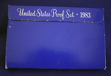 1983-s  U.S.Proof set. Genuine. complete and original as issued by US Mint.