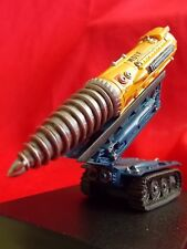 """! nuevo! Thunderbirds Mole Figura/Konami longitud 4"""" 10cm/Reino Unido Envío"""