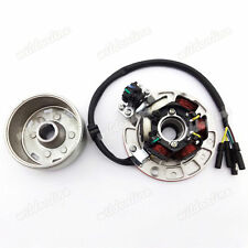 Magneto Stator Rotor Kit With Light For YX 140 150 160 cc GPX SSR Pit Dirt Bikes