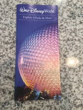 Walt Disney World 4 Parks Of Fun Guide - New