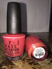 Opi Nail Lacquer Hawaii Collection Nl H69 Go With The Lava Flow Spring 2015
