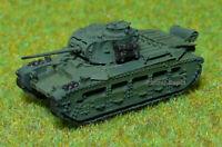 Panzer Depot 1/144 WWII British Matilda II Tank green (8092A)