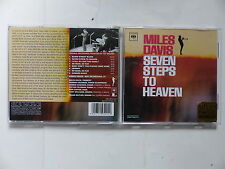 CD Album MILES DAVIS Seven steps to heaven COL 519509 2