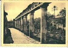 cm 257 1952 ERCOLANO (Napoli) Peristilio della Casa d'Argo - Ed.Berretta Terni