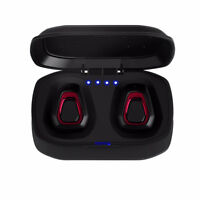 Mini True Wireless Sport Earbuds Bluetooth Headset HIFI In Ear Stereo Headphones