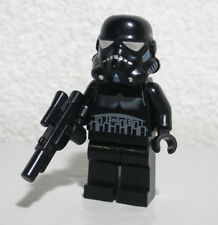 Shadow Storm Trooper 7667 7664 Imperial Stormtrooper LEGO Minifigure Mini Figure