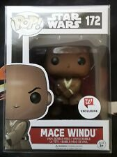 Mace Windu Funko Pop Vinyl Figure Vaulted Walgreens Exclusive #172 Star Wars