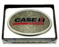 Case Agriculture IH Belt Buckle Tractor Harvester Farm Western SpecCast Licensed