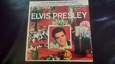 """THE ELVIS PRESLEY """"ELVIS SINGS CHRISTMAS SONGS"""" 45 EP. 4 SONGS EPA-4108 M-"""