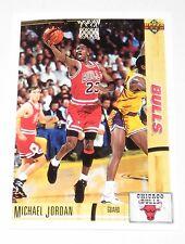 1995 Michael Jordan NBA Upper Deck 'He's Back March 19, 1995' Reprint Card #44