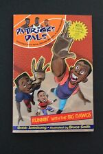 Rare Patrick Ewing 33 Knicks Hof 1998 Signé CHILDREN'S Livre JSA Autographe 15X