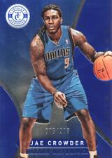 2012-13 Totally Certified Blue Mavericks Basketball Card #290 Jae Crowder/299