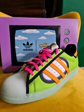 Adidas Superstar X The Simpsons - Squishee (UK 11.5)