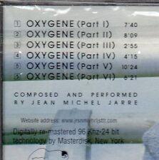 """JEAN MICHEL JARRE """"OXYGENE"""" MEGA RARE MISPRINTED REMASTERED CD / WRONG WEBSITE"""