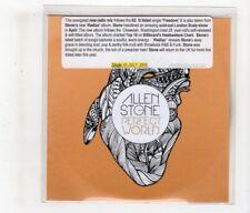 (IH454) Allen Stone, Perfect World - 2016 DJ CD