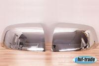 1Set Edelstahl Spiegel Kappen V2A für Ford Focus 2 Mondeo 3 Fiesta Fusion C-Max