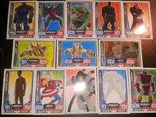 Hero Attax 2014  13 Sammelkarten Trading Cards Topps Marvel A1