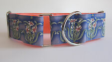 Martingale Collar, 2 inch (5 cm) wide for greyhounds