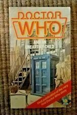Dr. Who: An Unearthly Child By Terrance Dicks (1984 Target)