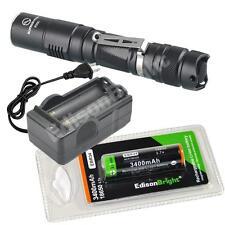 Sunwayman P25C Cree 1000 Lumen LED flashlight with rechargeable 18650 Batt/Chgr