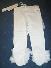 SO 16 paglie caprilegging, blanco g2-s16-11 Talla gr.104- 152