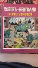 Robert et Bertrand - 27 - LE feu vengeur - EO 1980