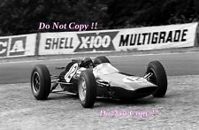 Jim Clark Lotus 25 French Grand Prix 1962 Photograph