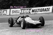Jim Clark Lotus 25 French Grand Prix 1962 Photograph