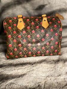 Louis Vuitton Cherry Blossom Speedy25