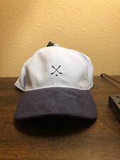 Women's Nike Golf Legacy91 Dri-fit Aerobill Hat Aj5289 450 BlueOnBlue Cap Tiger