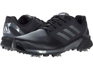 Adidas ZG21  Golf Shoe - Pick Your Size - Black