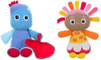 In the Night Garden Talking Softie Plush -  Iggle Piggle or Upsy Daisy NEW 2018