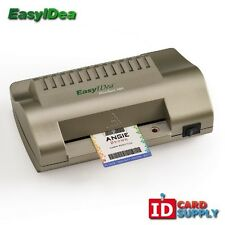 Premium ID Laminator by easyIDea® with Temp Control
