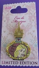 Disney RAPUNZEL July Princess Eau de Magique JEWELED PERFUME BOTTLE  LE Pin