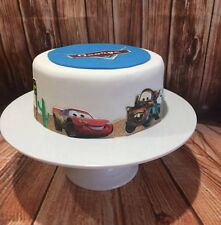 Cars Cake Topper Edible printed Cake Decorations