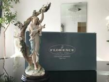 """1993 Giuseppe Armani Florence """"Young Lady With Doves"""", #0499C with Box, Mint!"""