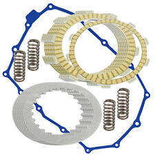 CLUTCH FRICTION PLATES and GASKET KIT Fits Honda VT750C Shadow ACE 750 1998-2000