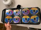 COREL PROFESSIONAL PHOTOS 192 cd roms plus storage case WIN MAC RARE Huge LOT