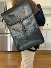 Backpacks - made fully of recycled materials (mostly rubber)
