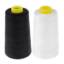 60pcs Multicolor Sewing Thread Sewing Machine Bobbins 100/% Polyester Threads