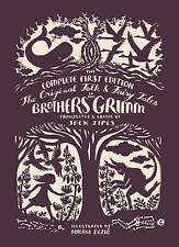 Original Folk and Fairy Tales of the Brothers Grimm by Jacob Grimm, Wilhelm
