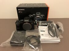 [Like NEW] Sony Alpha A7R III (in Original Box)