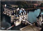 37 Chenonceaux (Chateaux de la Loire) Vue Aérienne. Le Chateau