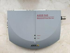 Axis 560 Network Printer Server Druckerserver