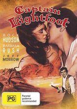 Captain Lightfoot *Starring Rock Hudson, Barbara Rush and Jeff Morrow!*