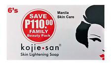 Kojie San Skin Lightening Soap 135g x 6 Pack - £19.95 - free p&p