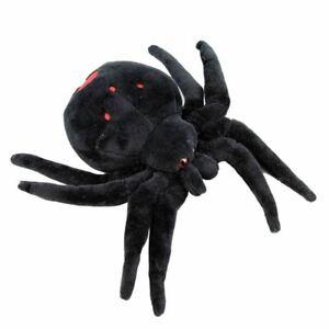 "Redback Spider soft plush toy 8""/20cm Red Back stuffed animal NEW"