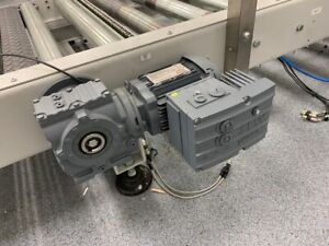 SEW-Eurodrive SAF47 AS-Interface Variable Speed Motor and Gearbox