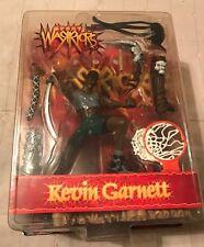 "CrazyWorks 1999 Sport Warriors Basketball ""Kevin Garnett"" Action Figure *NEW*"